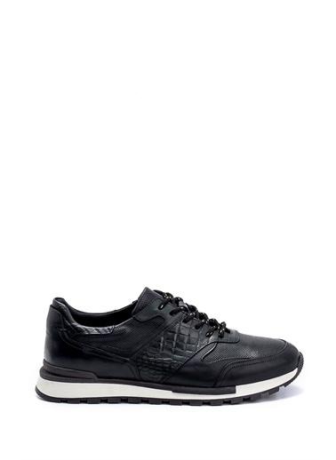 Derimod Erkek Ayakkabı(9600) Sneaker Yeşil